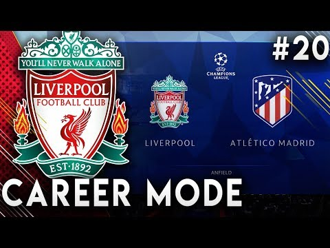 FIFA 19 Liverpool Career Mode EP20 - Can We Get To The Champions League Final?!
