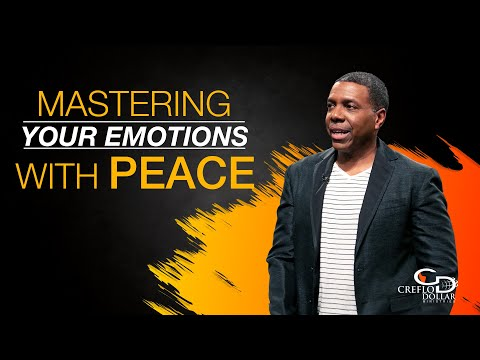Mastering Your Emotions with Peace