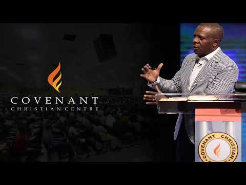 3rd Service at Covenant Christian Centre  290919