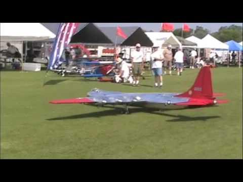 Carl Bachhuber's Monster B-36 RC Plane - UCqvTy0ngJmCSDFAPqcv7XVw