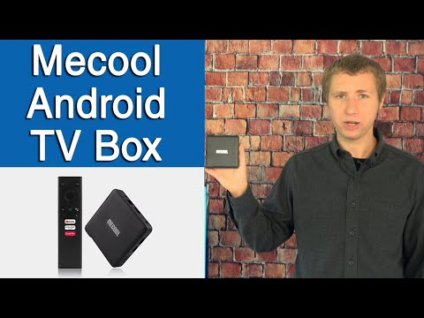 Mecool KM1 4K Android TV Box with Chromecast Review