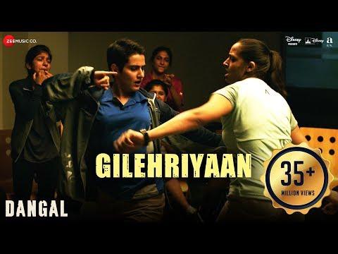 Gilehriyaan Lyrics - Dangal | Jonita Gandhi
