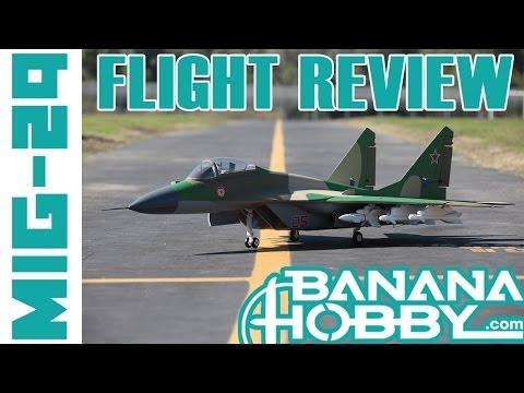Super MIG-29 BlitzRCWorks | Flight Review | EDF Fighter Jet - UCUrw_KqIT1ZYAeRXFQLDDyQ