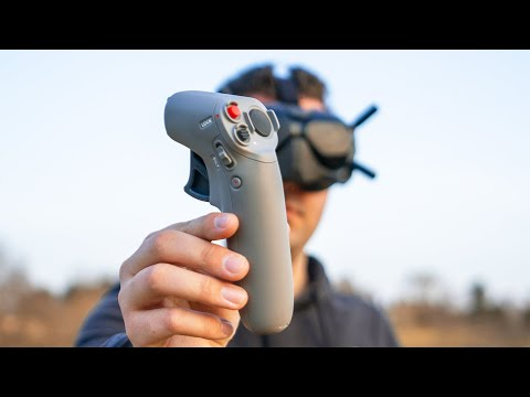 DJI FPV Drone Motion Controller Full Flight & Impressions - UCIExVohZChd5Z40z8uqdz6A