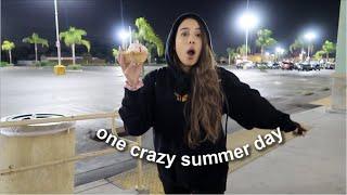 FINISHING A SUMMER BUCKET LIST IN 24 HOURS