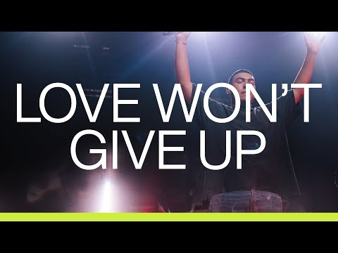 Love Won't Give Up  Live  At Midnight  Elevation Worship