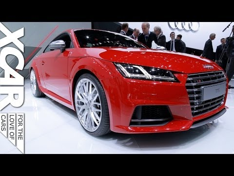 2015 Audi TT, what it is and where it came from - Geneva 2014 - XCAR - UCwuDqQjo53xnxWKRVfw_41w