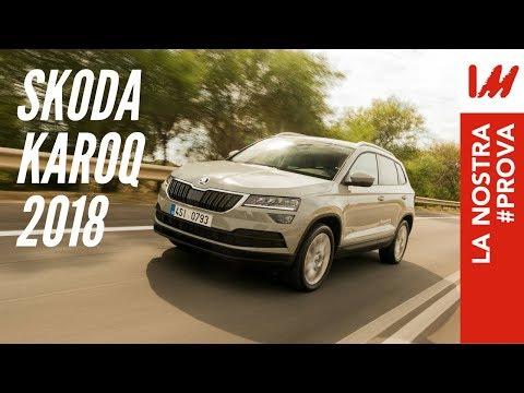 Prova su Strada Skoda Karoq 2018: un Crossover pratico e sobrio! - UCiJCqdozWn3G4Ri7Q6tUvtA