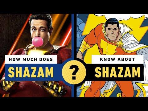 How Much Does Shazam Know About Shazam? - UCKy1dAqELo0zrOtPkf0eTMw