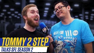 Street Fighter League Season 2 Predictions - Tommy 2 Step - (EVO 2019)