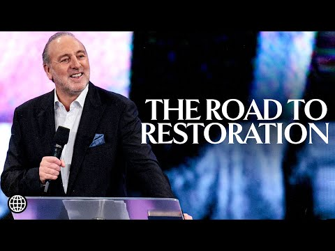 The Road To Restoration  Brian Houston  Hillsong Church Online