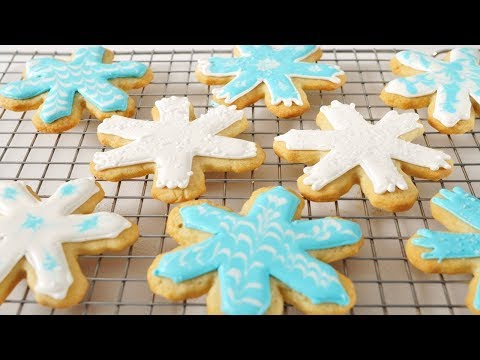 Sugar Cookies Recipe Demonstration - Joyofbaking.com