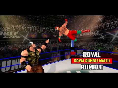 Rumble Wrestling: Royal Wrestling Fighting Games 1 0