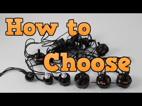 How to choose the right motor for your MINIQUAD or RACING DRONE - UC3ioIOr3tH6Yz8qzr418R-g