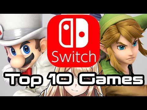 Top 10 Nintendo Switch Games! - UCOkE7SxzwKUII9CxfggMSIw