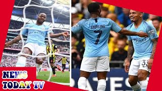 Man City ace Gabriel Jesus reveals Raheem Sterling apology after FA Cup goal drama