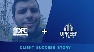 Upkeep Media Review - Benjamin Maciel Success Story