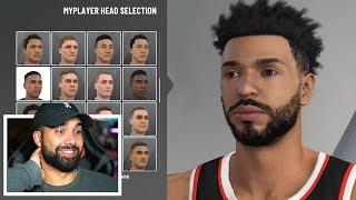 NBA 2K20 - Creating A Character