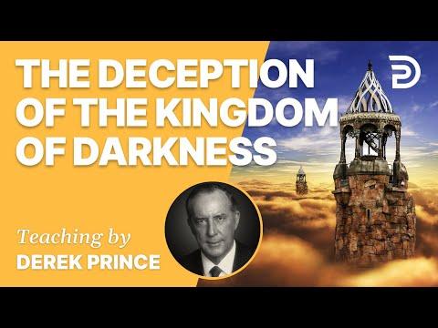Kingdom of Darkness #Shorts - Derek Prince