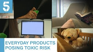 Everyday products are a toxic threat to unborn and breastfeeding babies | 5 News
