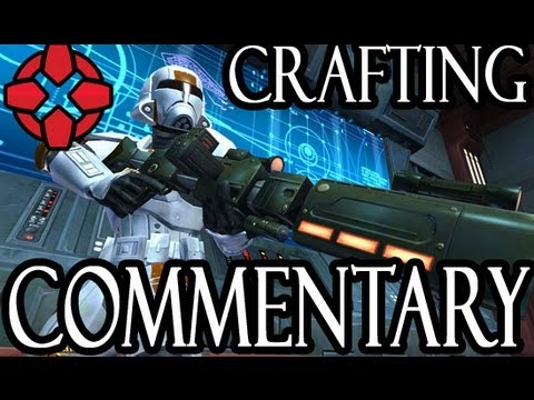The Old Republic: Companions & Crafting Commentary - UCKy1dAqELo0zrOtPkf0eTMw