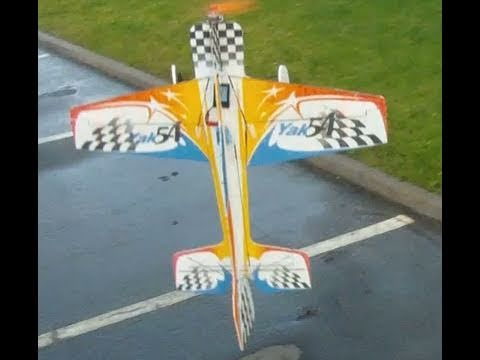 Hobby King Yak-54 Micro 3D RC Plane kit - UCtw-AVI0_PsFqFDtWwIrrPA