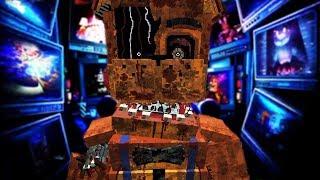 A NIGHTGUARD FOUND INSIDE FREDDY.. BUILDING A SECRET ANIMATRONIC BUNKER!   Minecraft FNAF Universe