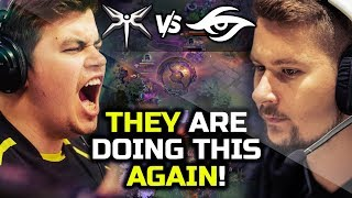 SECRET vs MINESKI - MOST EPIC SERIES OF TI9 - THIS IS WHAT YOU EXPECT OF THE INTERNATIONAL 2019