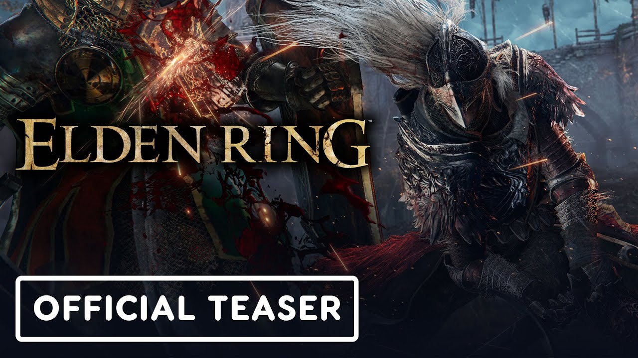 Elden Ring – Official Closed Network Test Announcement Trailer