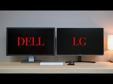 Affordable 4K Editing Monitor Comparison - Dell VS LG - UCIgQksZ_4IvQ_VAqBWW81bg