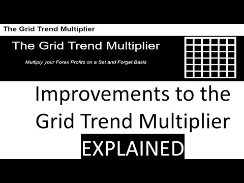 We make improvements to our best & most robust trading robot. Download the Grid Trend Multiplier.