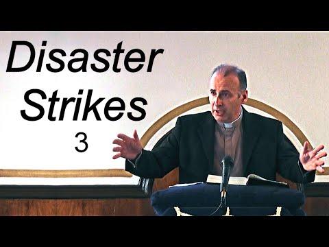 Joel: Disaster Strikes - Kenneth Stewart Sermon 3/3