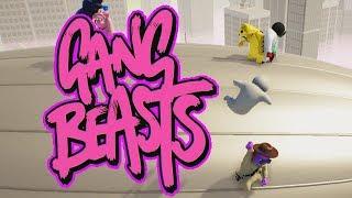 GANG BEASTS - Too Easy [Melee] - Xbox One Gameplay, Walkthrough