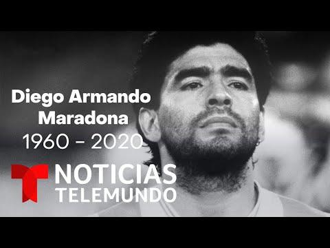 EN VIVO: Miles de personas rinden homenaje a Diego Maradona