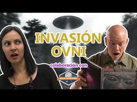 Invasión OVNI a la Tierra