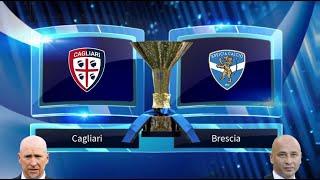 Cagliari vs Brescia Prediction & Preview 25/08/2019 - Football Predictions