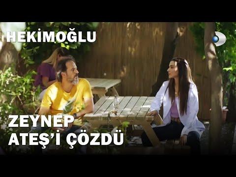 Zeynep, Ateş'in Kendi Hikayesini Anlattığını Anlıyor! | Hekimoğlu Özel Klip
