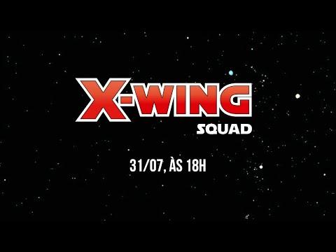 O Retorno do X-wing SQUAD: A nova Ameaça