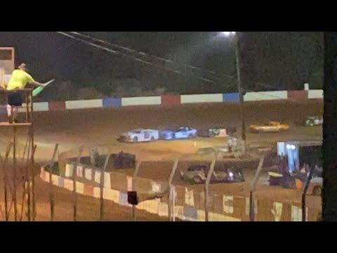 8/7/2021 V8 Young Guns Cherokee Speedway - dirt track racing video image
