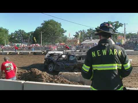 WIRE FULL SIZE DEMO DERBY SANDWICH IL
