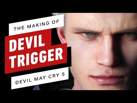 Creating Devil May Cry 5's 'Devil Trigger' - UCKy1dAqELo0zrOtPkf0eTMw