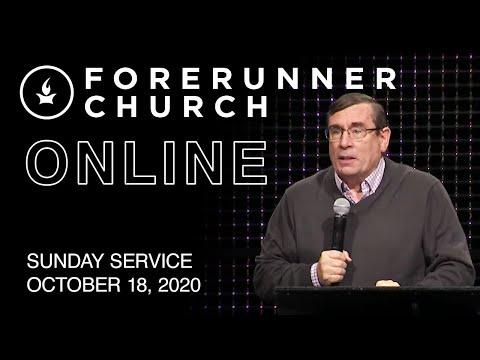 Sunday Service  IHOPKC + Forerunner Church  October 18