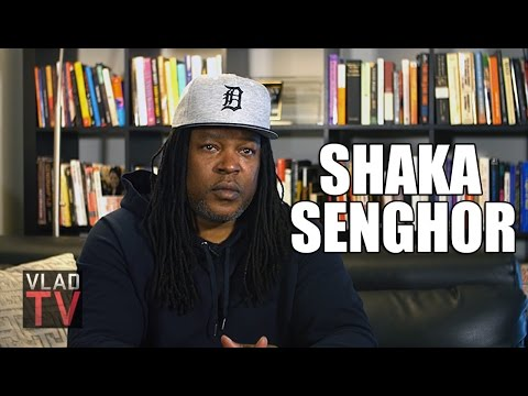 Shaka Senghor on How a Letter From His Son & Victim's Mom Inspired Book