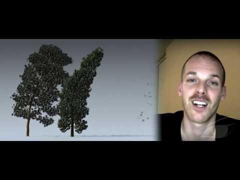 Goran Pavles-Novedge TP tree rigging and sim May 2017 LIVE Webinar trailer