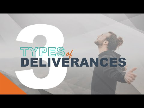 HungryGen Online  3 Types of Deliverances - Pastor Vlad