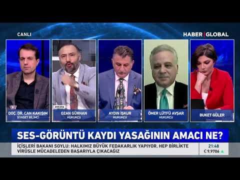Ozan Gürhan: Polisin Vazifesini Yapmış Olduğu Kamusal Alanda Özel Hayatın Gizliliği Söz Konusu Olmaz