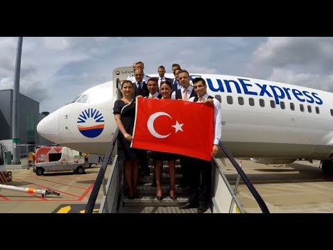 SunExpress launches new flights to Turkey from London Luton Airport