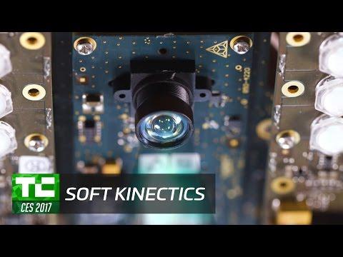 SoftKinetic's depth sense technology