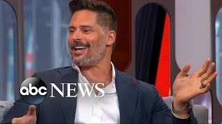 Why Joe Manganiello didn't want to work with wife Sofia Vergara
