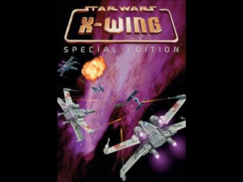 BITeLog 00FF.E: X-Wing (DOS) [X-WING] Pilot Proving Ground